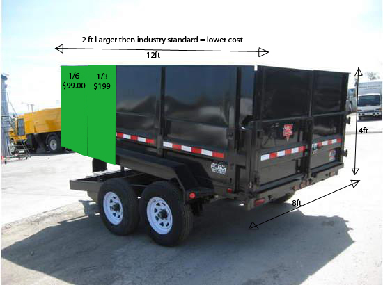 Clean Green Hauling Junk Removal Pricing In San Diego 858