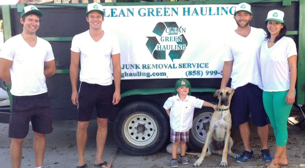 Junk Removal San Diego
